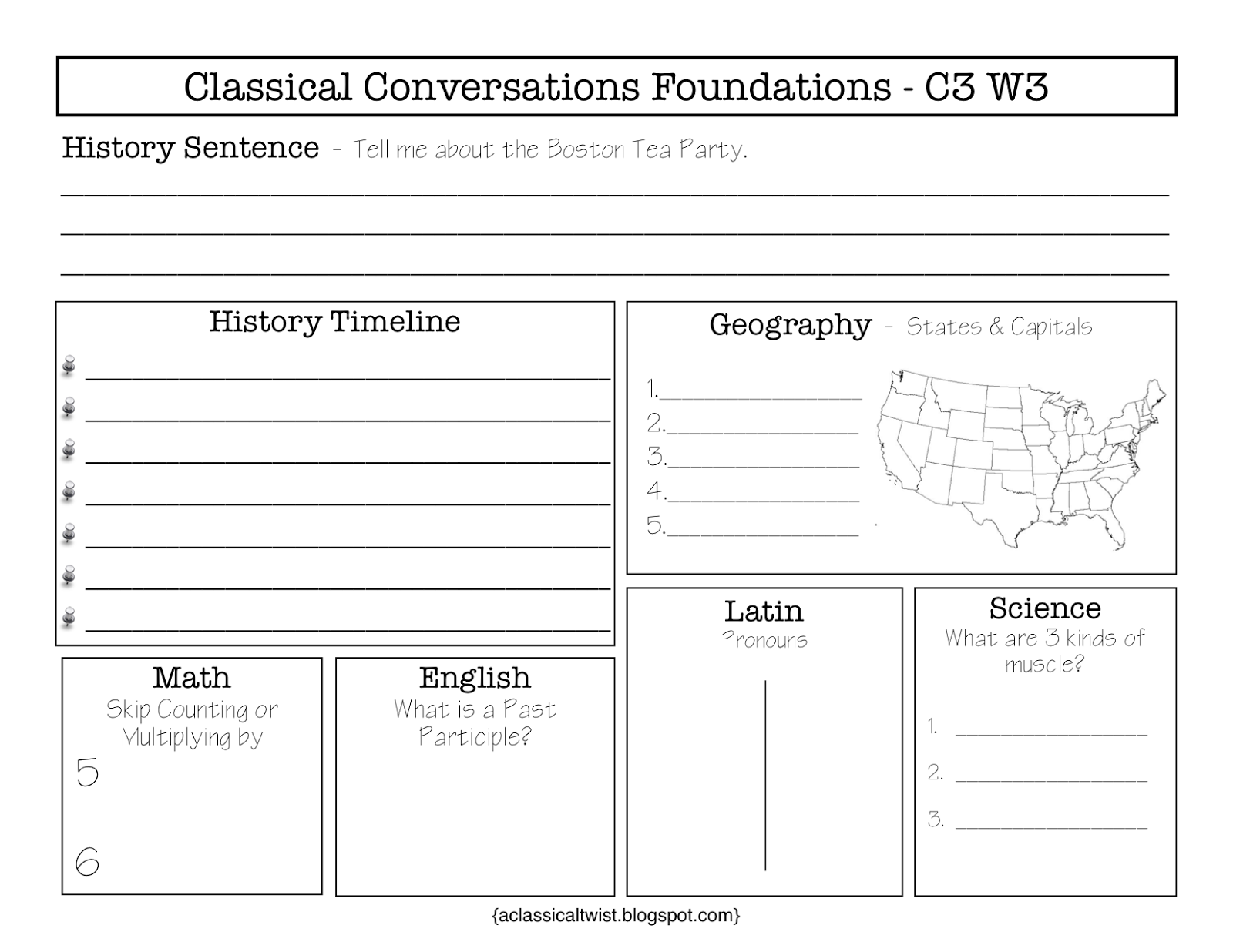 classical conversations foundations guide pdf