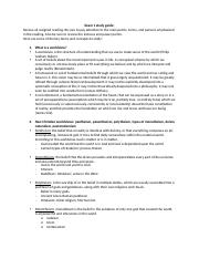 cst study guide for cst exam