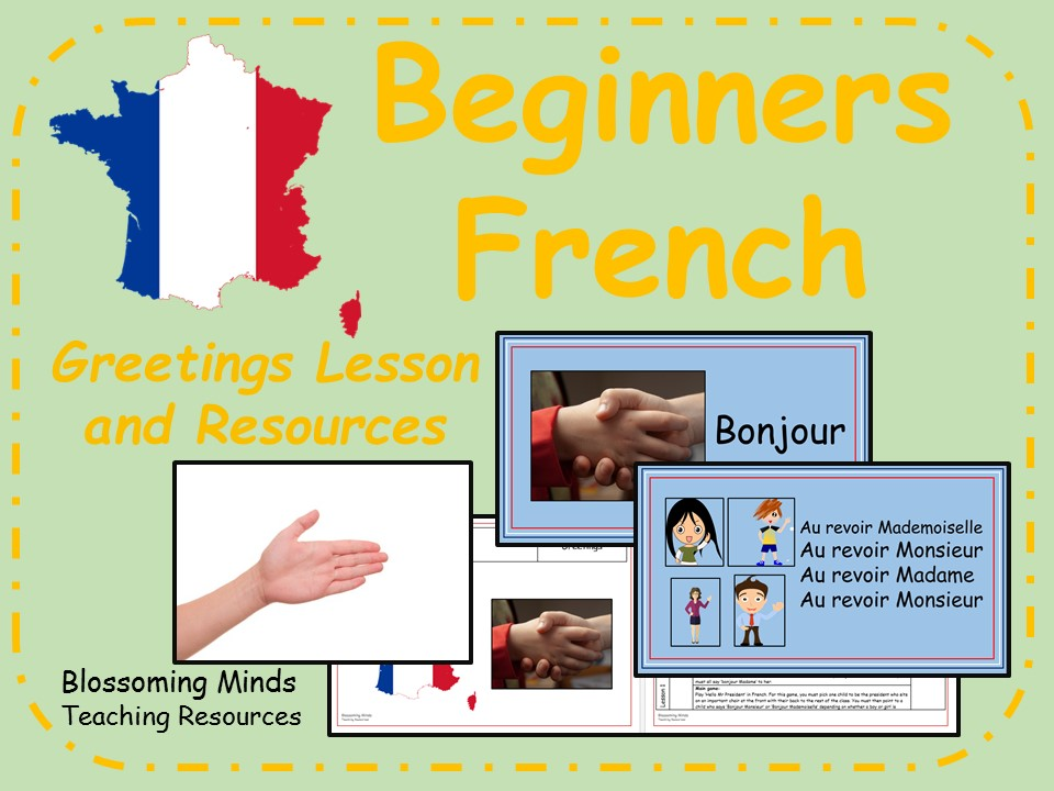 french study guide for beginners