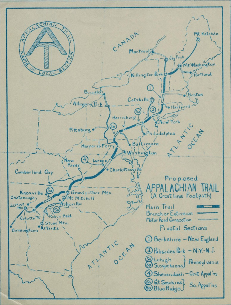 guide to hiking the appalachian trail