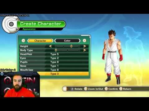 xenoverse 2 character creation guide
