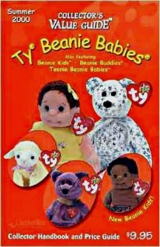 ty beanie babies value guide 2015